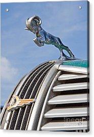 Classic 1937 Dodge Automobile Acrylic Print