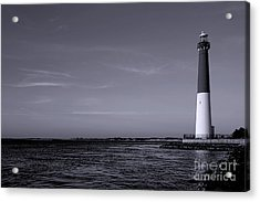 Classic Barnegat Acrylic Print by Olivier Le Queinec