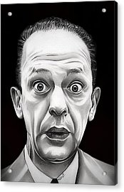 Classic Barney Fife Acrylic Print