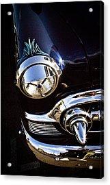 Classic Chrome  Acrylic Print by Merrick Imagery