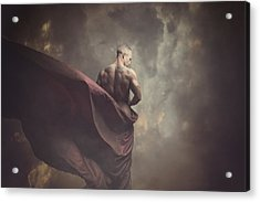 Classic Collection  Acrylic Print by Marcin and Dawid Witukiewicz