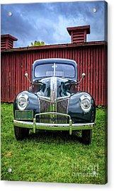 Classic Ford Canterbury Shaker Village Acrylic Print