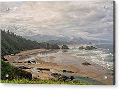 Classic Oregon Coast Acrylic Print