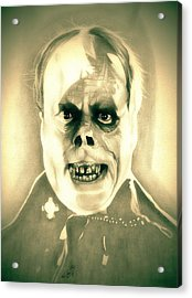 Classic Phantom Of The Opera Acrylic Print