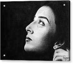 Classic Photograph Acrylic Print by Himanshu Jain