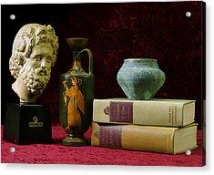 Classical Greece Acrylic Print