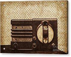 Classical Sound Acrylic Print
