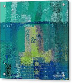 Acrylic Print featuring the digital art Classico - S03c04 by Variance Collections