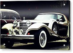 Acrylic Print featuring the photograph Classy... by Al Fritz