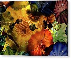 Classy Glass Acrylic Print