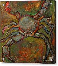 Clawdius Acrylic Print by Marlene Robbins