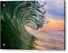 Clean Wave Acrylic Print