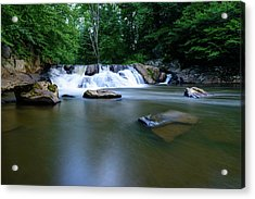 Clear Creek Acrylic Print