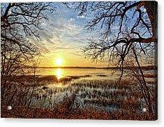 Clear Lake Sunrise 3 Acrylic Print