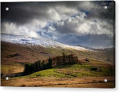 Clearing Storm, Moel Siabod Acrylic Print
