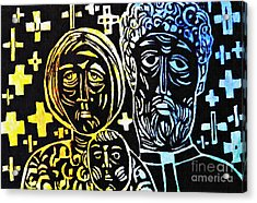 Clergy Family Acrylic Print