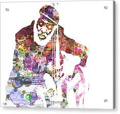 Cleveland Eaton Acrylic Print by Naxart Studio