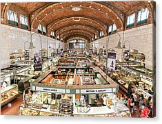 Cleveland Westside Market  Acrylic Print