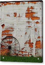 Acrylic Print featuring the photograph Clever by Cyryn Fyrcyd
