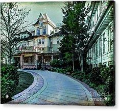 Cliff House Acrylic Print