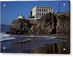 Cliff House San Francisco Acrylic Print by Garry Gay