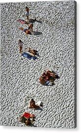 Clifton Beach, Cape Town Acrylic Print