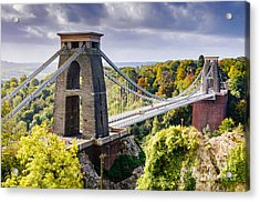 Clifton Suspension Bridge Acrylic Print