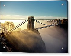 Clifton Suspension Bridge Acrylic Print
