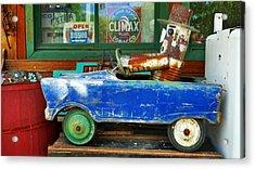 Climax Acrylic Print by Skip Hunt
