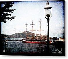 Clipper Ship Acrylic Print