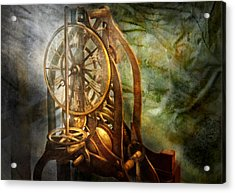 Clockmaker - The Day Time Stood Still  Acrylic Print