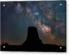 Acrylic Print featuring the photograph Closer Encounters by Darren White