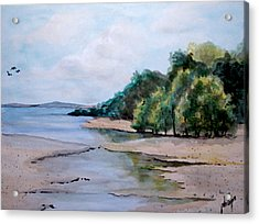 Closer To The Ocean Acrylic Print