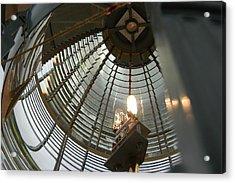 Closeup Of Lighthouse Acrylic Print