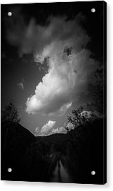 Cloud #2186 Acrylic Print