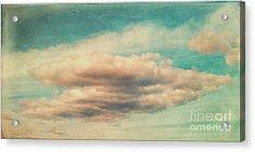 Cloud 4 Acrylic Print