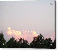 Cloud 99 Acrylic Print