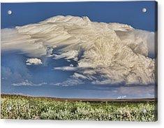 Cloud Brew Acrylic Print