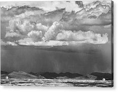 Cloudy Weather Acrylic Print