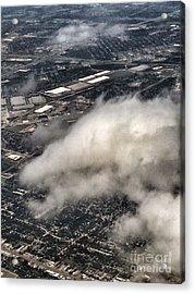 Cloud Dragon Acrylic Print