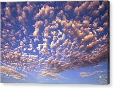 Cloud Expression 1 Acrylic Print