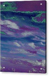 Cloud Fantasia Acrylic Print