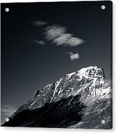 Cloud Formation Acrylic Print by Dave Bowman