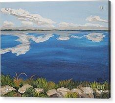 Cloud Lake Acrylic Print
