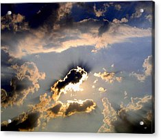 Cloud Nine 4 Acrylic Print by Will Borden