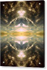 Cloud No.3 Acrylic Print
