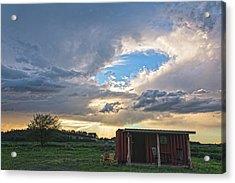 Cloud Portal Acrylic Print