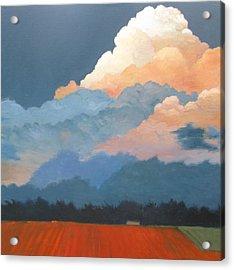 Cloud Rising Acrylic Print
