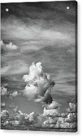 Cloud Study ...vertical Acrylic Print