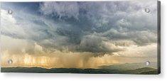 Storm Clouds - Blue Ridge Parkway Acrylic Print